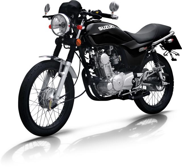 Suzuki gd110 2015